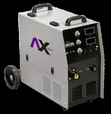AXT-MIG200 Inversor Microalambre 200A