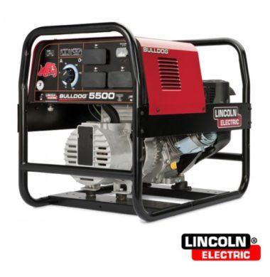 Bulldog® 5500 Soldadora Tipo Generador Motor a Gasolina – K2708-2