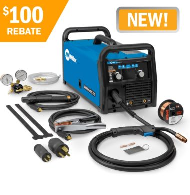 Multimatic 215 Multiprocess Welder