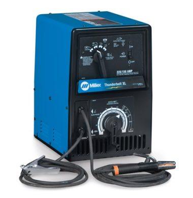 Thunderbolt® XL 225/150 AC/DC Stick Welder