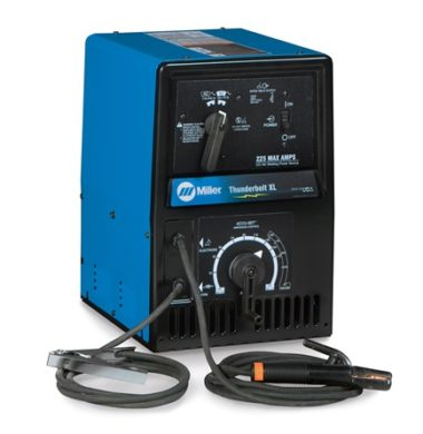 Thunderbolt® XL 225 AC Stick Welder
