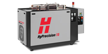HyPrecision 15 chorro de agua