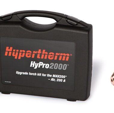 Antorcha modernizada HyPro2000 para MAX200