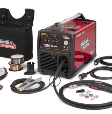 POWER MIG® 180 Dual MIG Welder – K3018-2