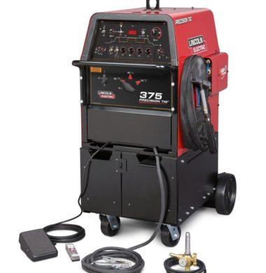 Precision TIG® 375 Soldadora TIG Ready-Pak® – K2624-1
