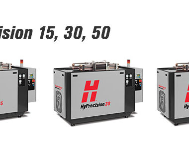 HyPrecision 50 chorro de agua