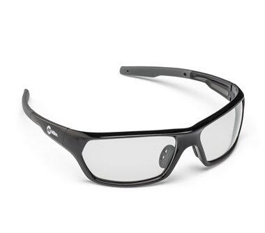 Lentes Slag™, Black Frame, Clear