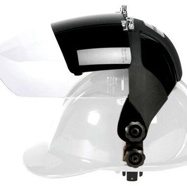 Careta doble para cascos